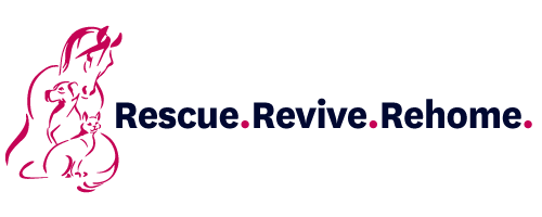RRR – Rescue. Revive. Rehome.